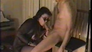 Žhavá Starleen Paxinos vykouří péro