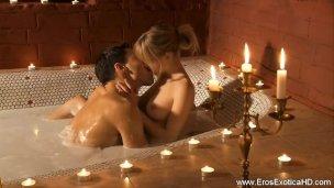 Exotická lekce milování z Asie