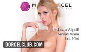 Rebecca Volpetti, Amirah Adara a Talia Mint